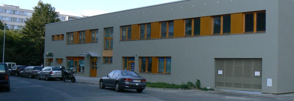 budova úřadu